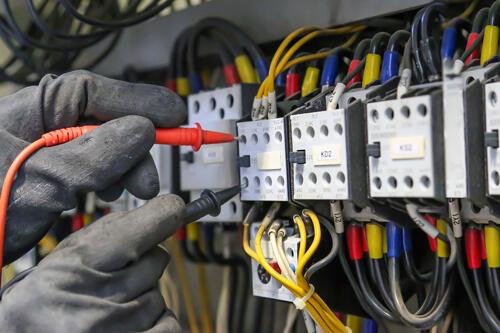 Grant Hausbau München - Elektrotechnik